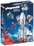 Playmobil 6195 Weltraumrakete mit Basisstation