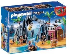 Playmobil 6679 Piraten-Schatzinsel