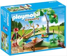 Playmobil 6816 Angelteich