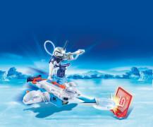 Playmobil 6833 Icebot mit Disc-Shooter
