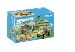Playmobil 6870 StarterSet Obsternte