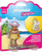Playmobil 6886 Fashion Girl - Beach