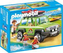 Playmobil 6889 Camp-Geländewagen