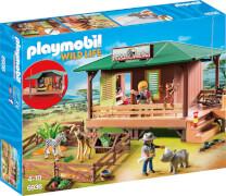 Playmobil 6936 Rangerstation mit Tieraufzucht
