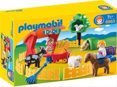 Playmobil 6963 Streichelzoo