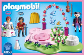 Playmobil 6853 Prunkvoller Maskenball