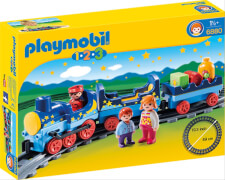 Playmobil 6880 Sternchenbahn mit Schienenkreis