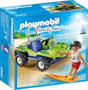 Playmobil 6982 Surfer mit Strandbuggy