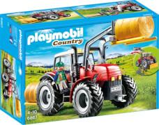 Playmobil 6867 Riesentraktor mit Spezialwerkzeugen