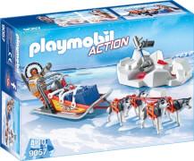 Playmobil 9057 Hundeschlitten