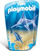 Playmobil 9068 Schwertfisch mit Baby