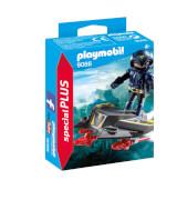 Playmobil 9086 Sky Knight mit Fluggleiter