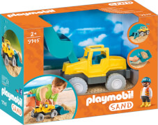 Playmobil 9145 Schaufelbagger