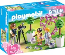 Playmobil 9230 Fotograf mit Blumenkindern