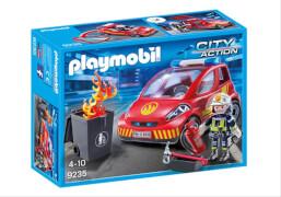 Playmobil 9235 Feuerwehr-Einsatzfahrzeug