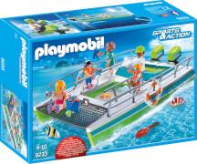 Playmobil 9233 Glasbodenboot mit Unterwassermotor