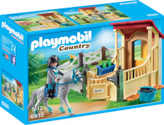 Playmobil 6935 Pferdebox ''Appaloosa