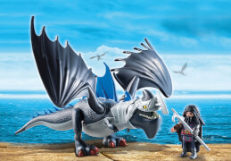 Playmobil 9248 Dragons Drago mit Donnerklaue