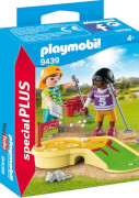 Playmobil 9439 Kinder beim Minigolfspiel