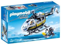 Playmobil 9363 SEK-Helikopter