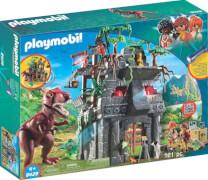 Playmobil 9429 Basekamp mit T-Rex