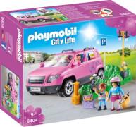 Playmobil 9404 Familien-PKW mit Parkbucht