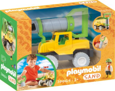 PLAYMOBIL 70064 Bohrfahrzeug
