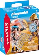 PLAYMOBIL 70302 Gladiator mit Waffenständer