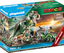 PLAYMOBIL 70632 T-Rex Angriff