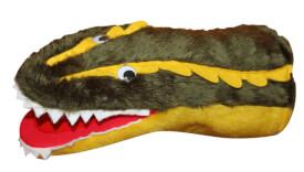 KERSA Handspielpuppe Krokodil Beni
