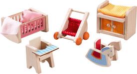 HABA - Little Friends - Puppenhaus-Möbel Kinderzimmer
