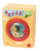 Waschmaschine rot / gelb
