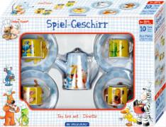Die Spiegelburg 14252 Die Lieben Sieben - Spiel-Geschirr, ab 3 Jahre