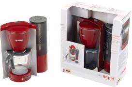 Theo Klein Bosch Kinder-Kaffeemaschine rot/grau
