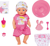 Zapf 827321 BABY born Soft Touch Little Girl 36 cm