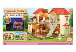 Sylvanian Families 2752 Stadthaus mit Licht