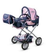 Puppen-Kombiwagen Luke mit Trolley Princess