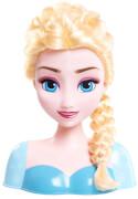 Disney Frozen - Die Eiskönigin Stylingkopf Elsa mit Zubehör