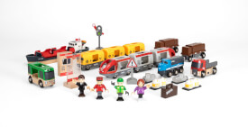 BRIO 63381000 Rollendes Material für Spieltisch 33025