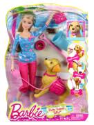 Mattel Barbie Barbie & Stubenreines Hündchen