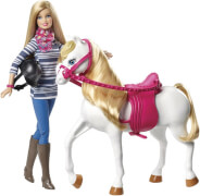 Mattel Barbie Barbie & Pferd