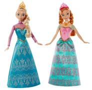 Mattel Die Eiskönigin, Königliche Schwestern