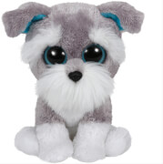 Ty Whiskers-Schnauzer grau, ca. 15 cm
