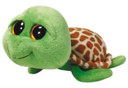 TY Beanie Boo's - Schildkröte Zippy, Plüsch, ca. 13x17x7 cm