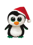 Igloo - Pinguin mit Mütze, 15cm lim