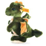 Steiff Raudi Drachenjunge, grün, 17 cm