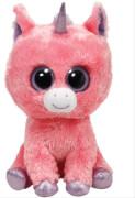 Ty Magic-Einhorn pink, ca. 15 cm