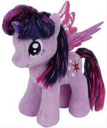 Ty My Little Pony Plüsch Baby-Twilight Sparkle, ca. 15 cm