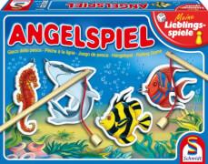 Schmidt Spiele 40538 Meine Lieblingsspiele - Angelspiel, 1 bis 4 Spieler, ab 3 Jahre