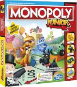 Hasbro A6984398 Monopoly Junior Refresh, für 2-4 Spieler, ab 5 Jahren
